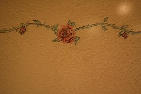 Rosebud detail