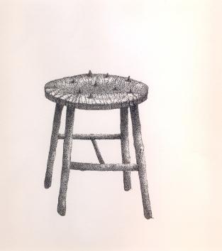 Feeding stool